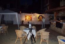 Česká televize: Výstava v Desperadu na Stodolní / 2003