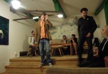 Výstava: Obrazy, Absintový klub Les, Ostrava