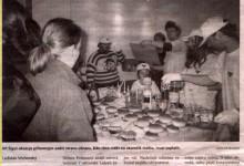 Vrchovský Ladislav: Galerie Jáma 10 nabídla vernisáž konzumace umění, in MS deník, 15. 12. 2001