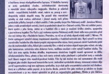 Jiroušek Martin: Polámaný anděl - recenze, Come, prosinec 2001, Ostrava