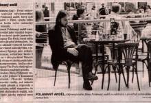 (TAG): Polámaný anděl, MF Dnes, 4. 12. 2001