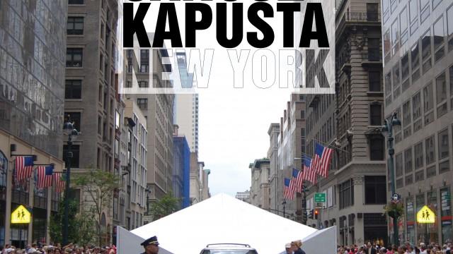 Katalog: K-dron mezi uměním a matematikou Janusz Kapusta New York