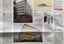 Slavný obchodní dům má výročí. Jeho příběh začal ve Švýcarsku / MF Dnes 5. 6. 2013