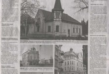 Broulík, Petr: Neumann - nenápadný průkopník, MF DNES Regionální mutace - severni Morava a Slezsko, 28. 2. 2008