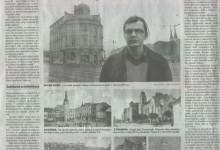 Broulík, Petr: Architektovo dílo přibližuje internet, in MF Dnes Regionální mutace - severni Morava a Slezsko, 3. 4. 2008