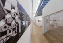 Design výstavy Zvi Hecker
