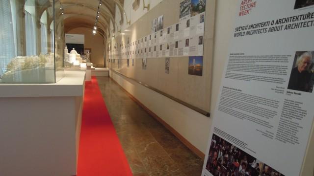 Design pro Architecture week Praha 2014