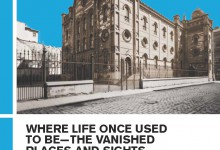 WHERE LIFE ONCE USED TO BE—THE VANISHED PLACES AND SIGHTS
