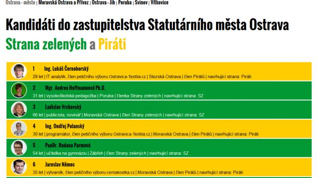 Webdesign – JsmeOstrava.cz
