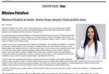 Webdesign – VolimPiraty.cz