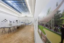 Výstava: Rozpínající se vesmíry ve smršťujících se stopách: NL Architects / Kabinet architektury Ostrava
