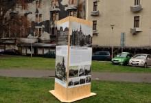 Okrašlovací panely Německého domu / Za Krásnou Ostravu