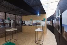 Výstava: McCullough Mulvin Architects – Laboratoř přírody. Geologie/Biologie / Kabinet architektury Ostrava