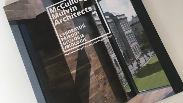 Katalog: McCullough Mulvin Architects – Laboratoř přírody. Geologie/Biologie