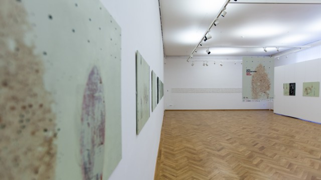 Výstava: Iain Patterson – Out West / Kabinet architektury Ostrava