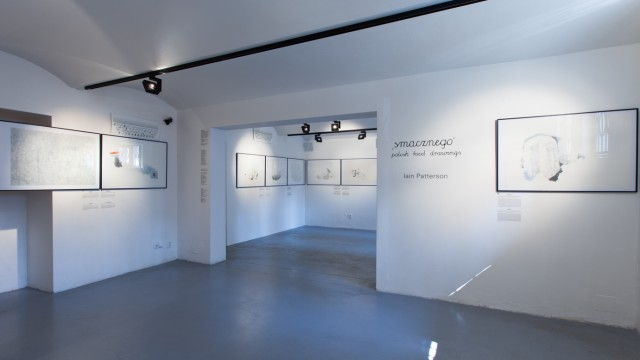 Výstava: Iain Patterson – Smacznego / Industrial Gallery Ostrava
