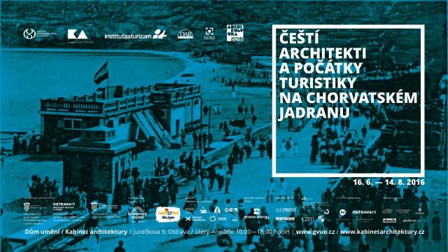 Čeští architekti a počátky turistiky na chorvatském Jadranu / Kabinet architektury Ostrava
